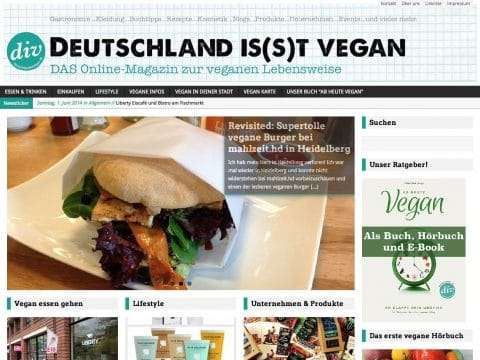 Deutschland is(s)t vegan