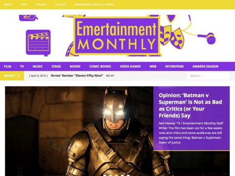 Emertainment Monthly