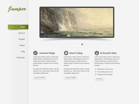 Jumper WordPress Theme