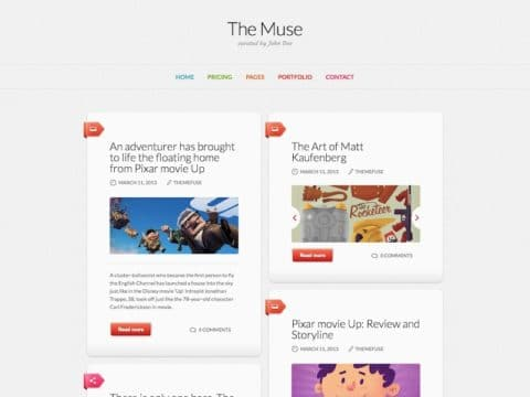The Muse WP Theme