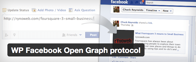 WP Facebook Open Graph