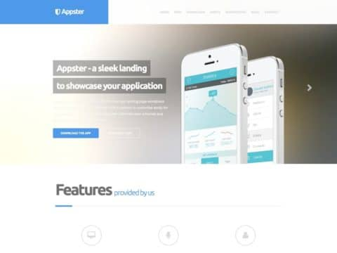 Appster WordPress Theme