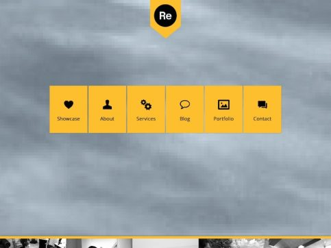 RENOVA Metro WordPress Theme