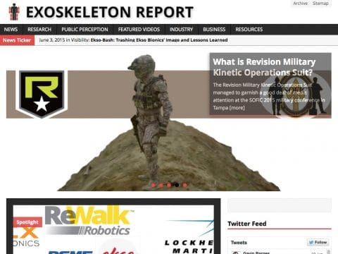 Exoskeleton Report