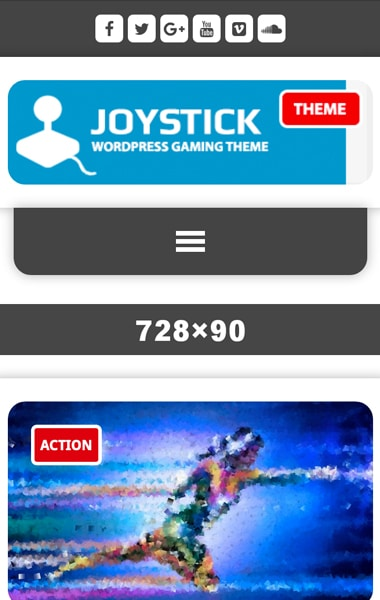 Mobile Preview MH Joystick lite