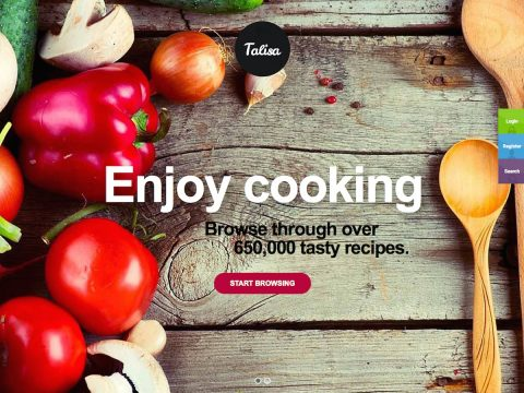 Talisa WordPress Theme