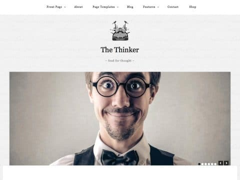 TheThinker WordPress Theme