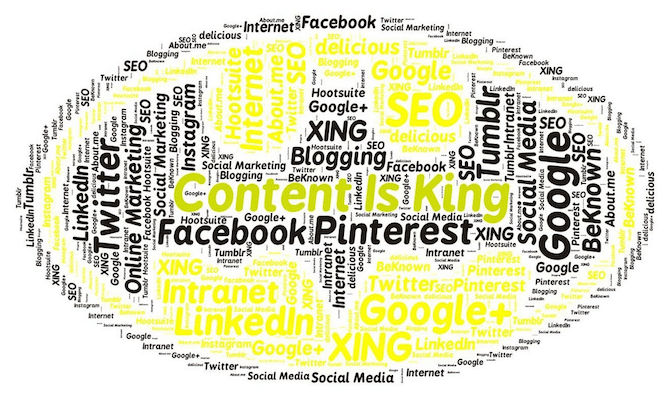 Repurposing old content: Content is King