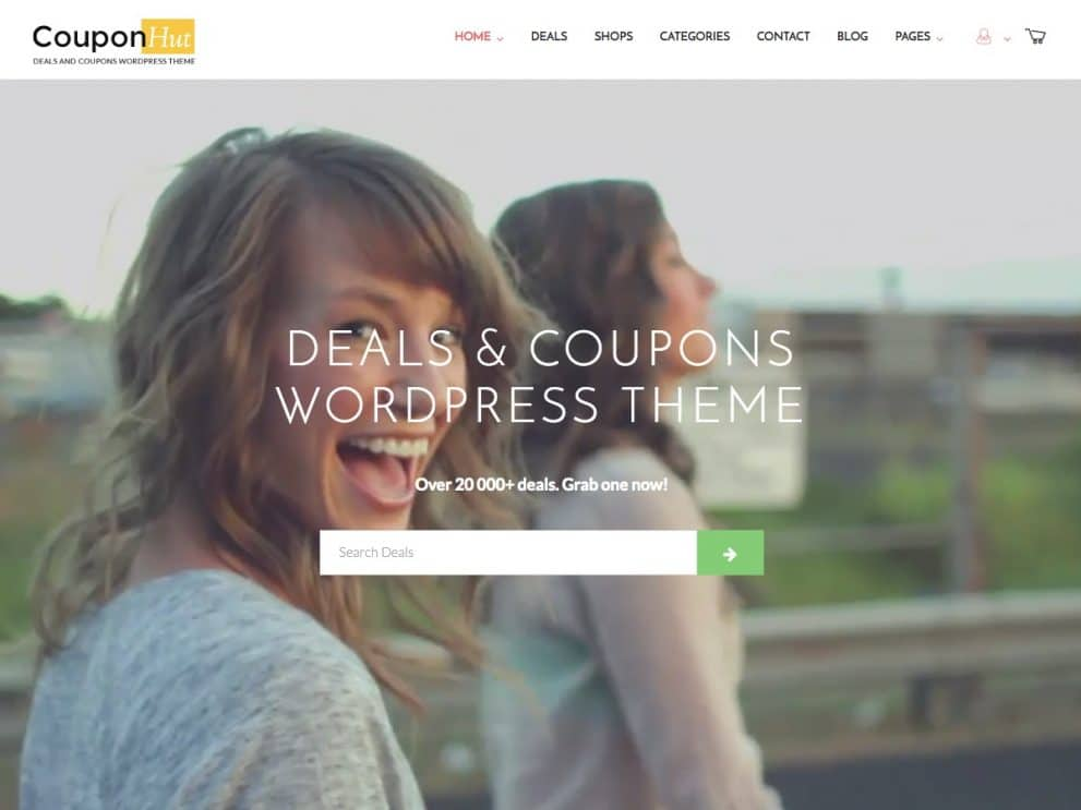 10+ Most popular coupon, deals & affiliate WordPress themes