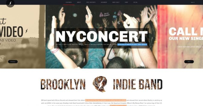 Brooklyn Indie Band
