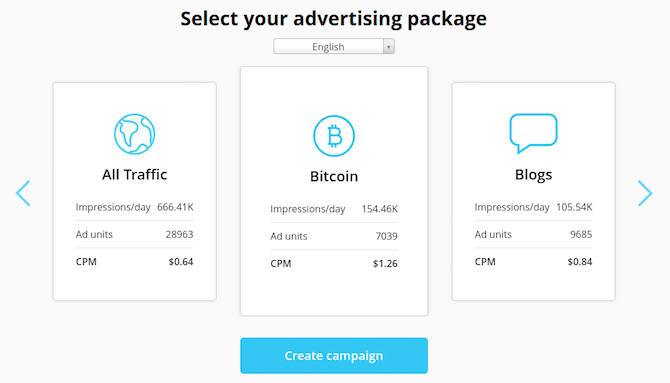 Anonymous Ads Package