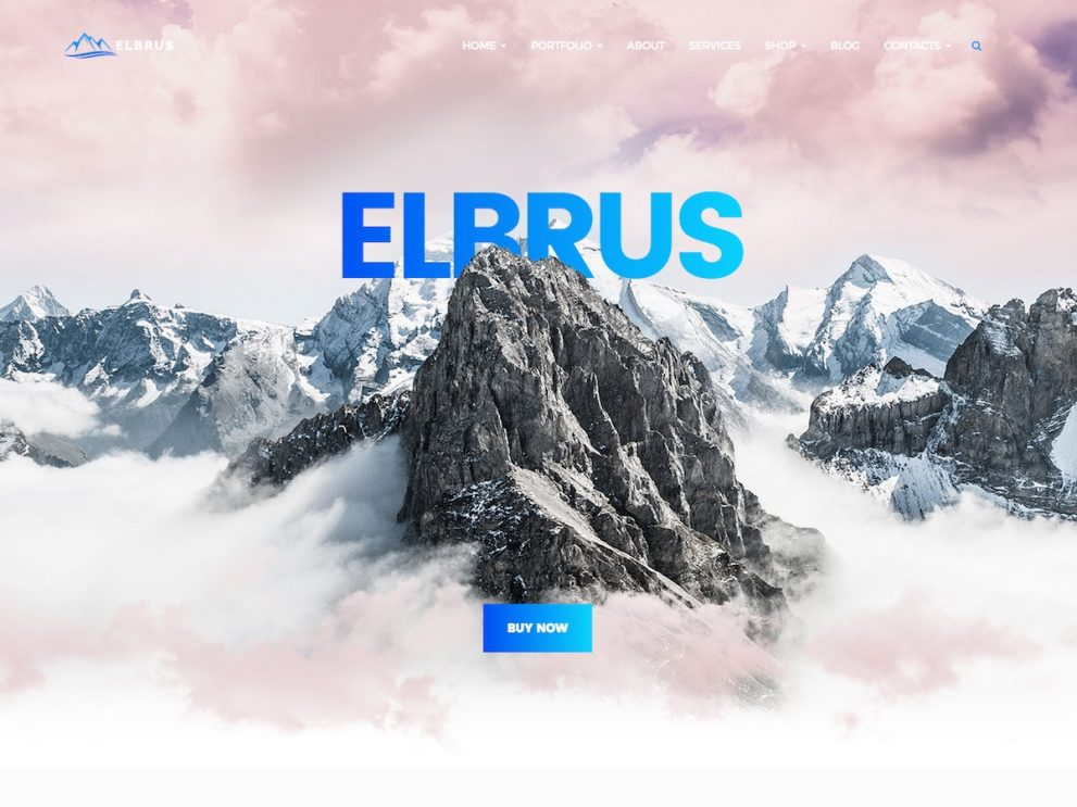 Elbrus Theme Review – Great theme for business and marketing niches