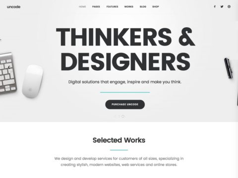 Uncode WordPress Theme