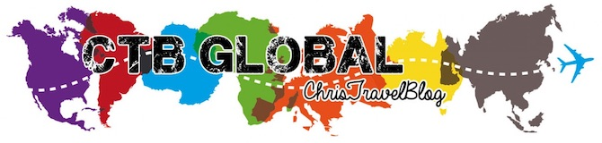 Chris Travel Blog Logo