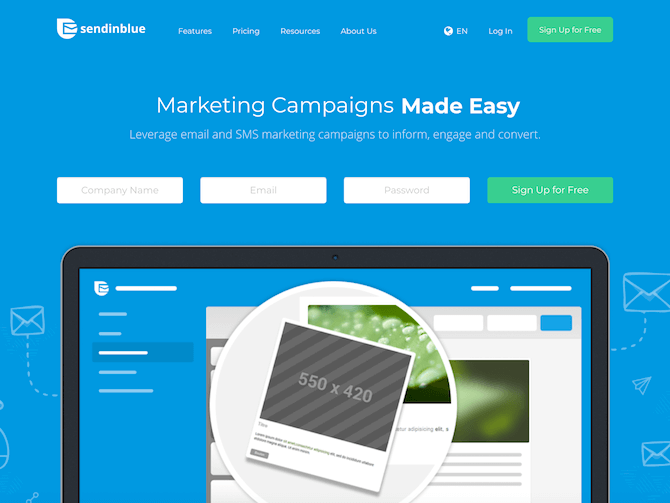 SendinBlue Review – Leverage email and SMS marketing campaigns to boost your business