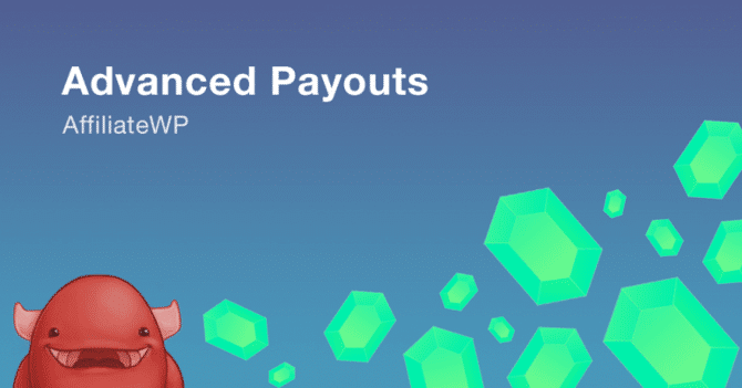 Advanced Payouts for AffiliateWP Add-On