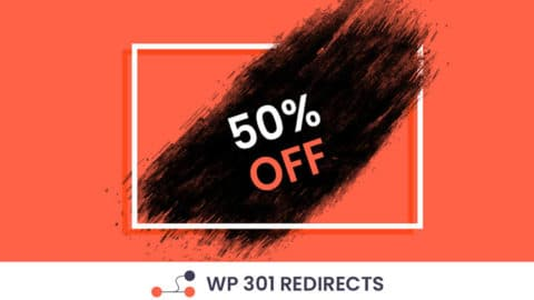 Black Friday Cyber Monday WordPress Deal WP 301 Redirects