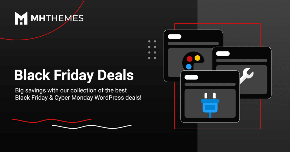 Black Friday & Cyber Monday 2020 WordPress Deals