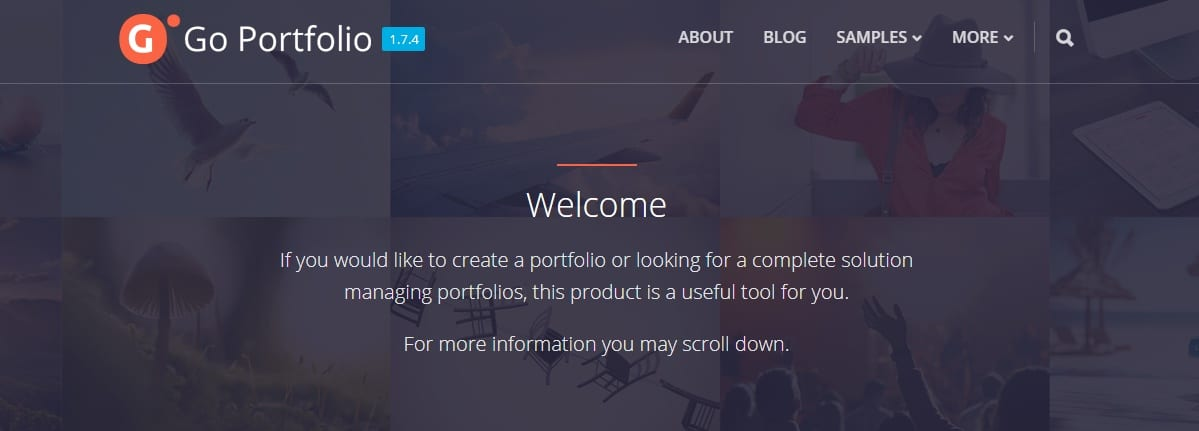 WordPress Portfolio Plugin Go Portfolio