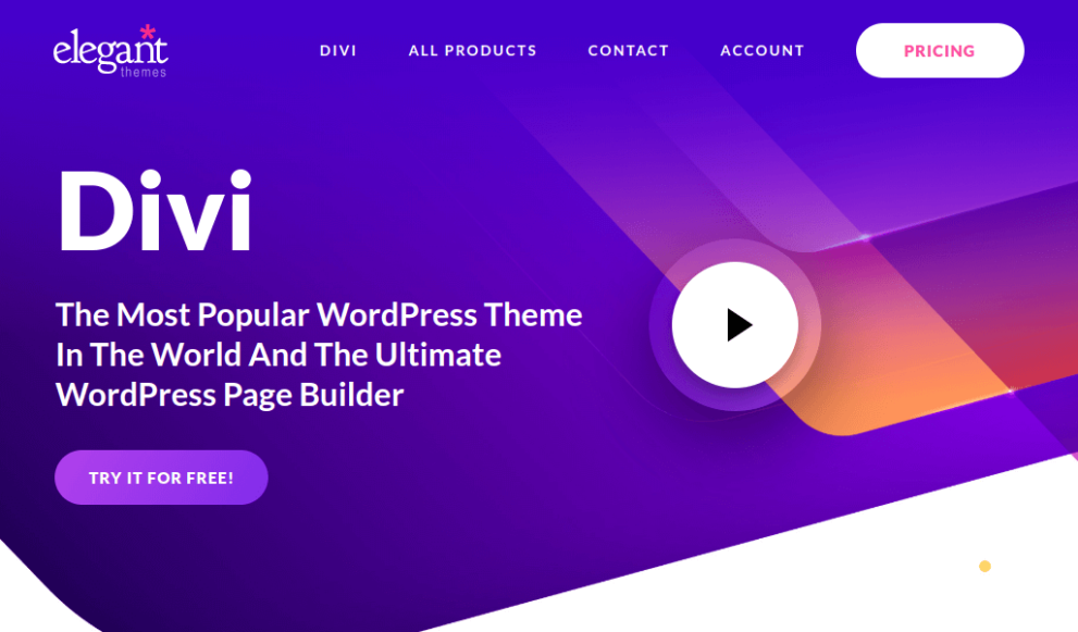 Divi Review: A Look at WordPress' Most Popular Page Builder Themes