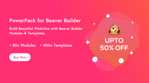 PowerPack and WooPack Addons for Beaver Builder