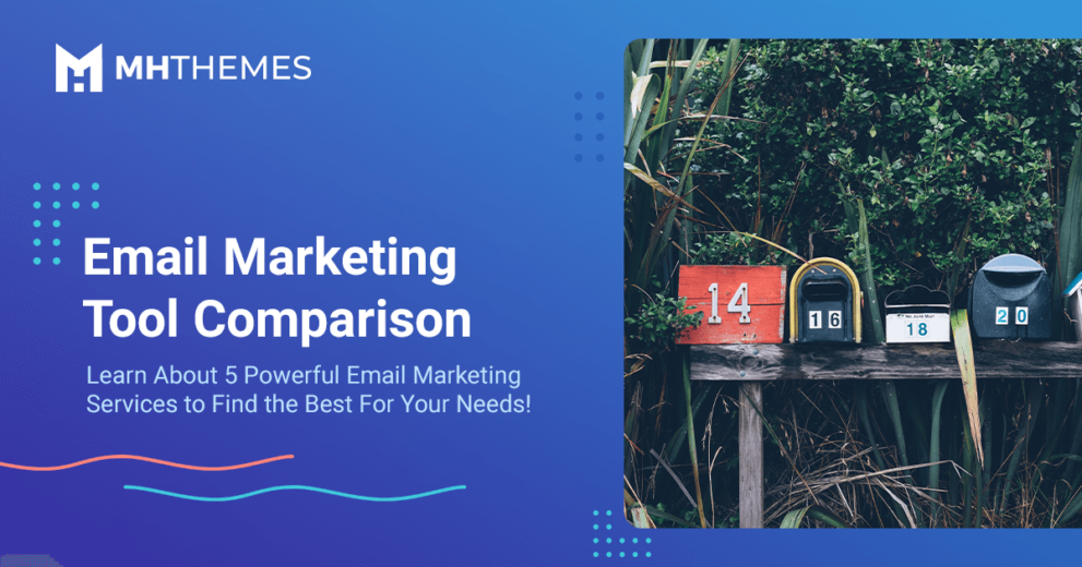 5 Powerful Email Marketing Tools Compared – Which One Is the Best?