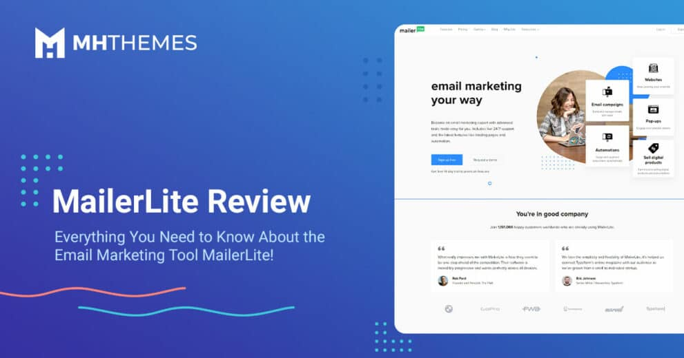MailerLite Review: A Look at an Affordable Email Marketing Platform
