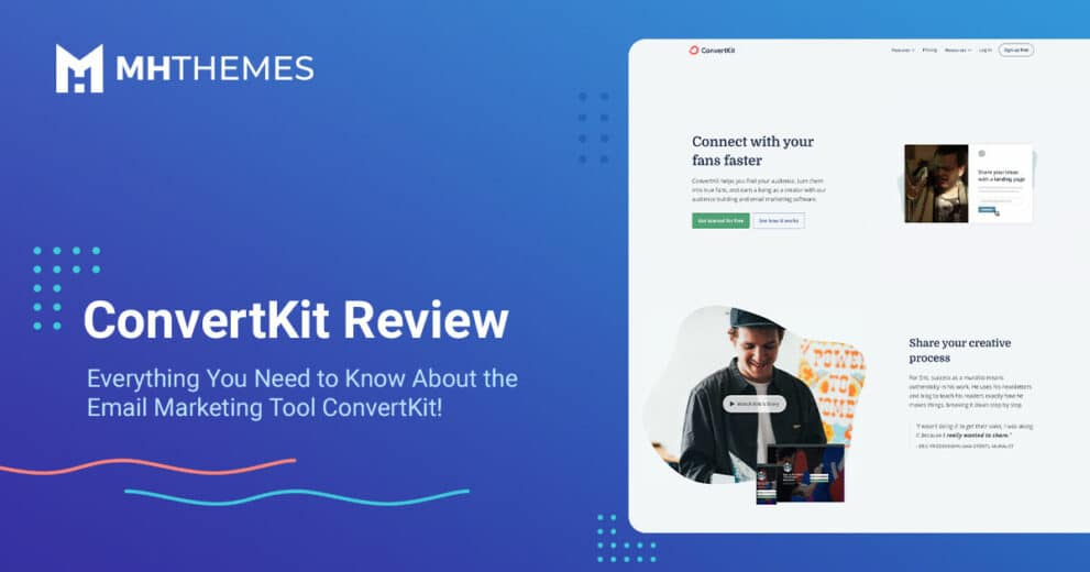 ConvertKit Review: Simplicity Meets Power in This Email Marketing Platform